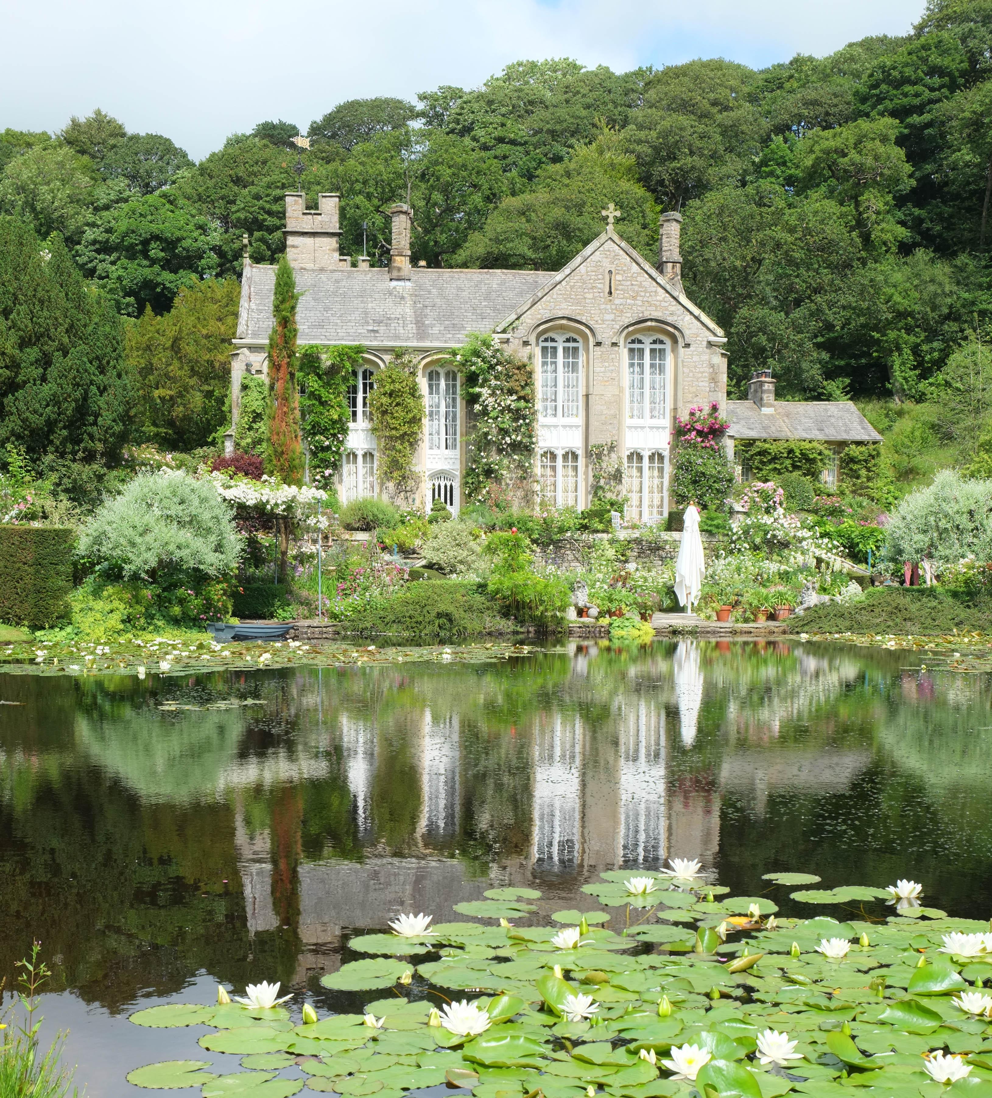 gresgarth hall gardens open day lancaster. Black Bedroom Furniture Sets. Home Design Ideas